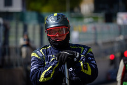 Aston Martin Racing mechanic