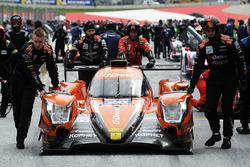 #26 G-Drive Racing Oreca 07 - Gibson: Roman Rusinov, Andrea Pizzitola, Jean-Eric Vergne