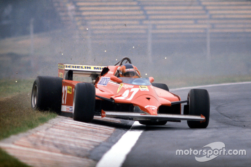 1981年:フェラーリ126CK