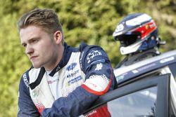 Gus Greensmith, Ford Fiesta R5
