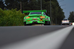 #991 Herberth Motorsport Porsche 911 GT3 R: Jürgen Häring, Edward-Lewis Brauner, Wolfgang Triller, Alfred Renauer