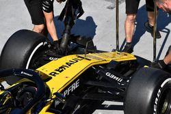 Nico Hulkenberg, Renault Sport F1 Team R.S. 18 nariz