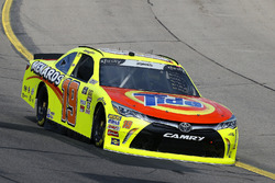 Brandon Jones, Joe Gibbs Racing, Toyota Camry Menards/Tide