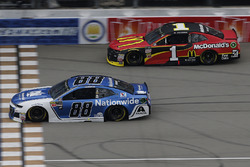 Alex Bowman, Hendrick Motorsports, Chevrolet Camaro Nationwide Jamie McMurray, Chip Ganassi Racing,