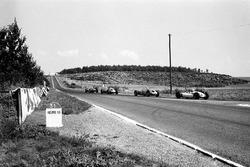Джанкарло Багетти, Ferrari 156 Дэн Герни и Йоаким Бонье, Porsche 718