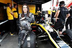 Aseel Al-Hamad, board member of the Saudi Arabian Motor Federation and FIA Saudi Arabia Representative of Women in Motorsport Commission