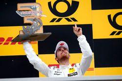 Podio: il terzo classificato Daniel Juncadella, Mercedes-AMG Team HWA