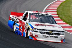 Tate Fogleman, Young's Motorsports, Chevrolet Silverado Randco/Young's Building Systems