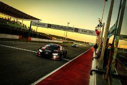 Vincitori della gara #1 Belgian Audi Club Team WRT Audi R8 LMS: Alex Riberas, Christopher Mies