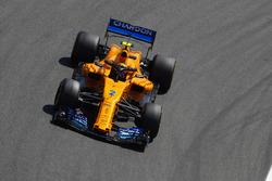 Стоффель Вандорн, McLaren MCL33