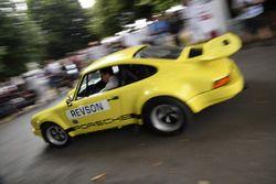 Andrew Smith Porsche 911 RSR