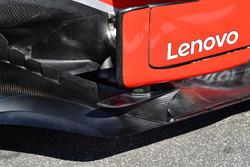 Déflecteur de la Ferrari SF71H