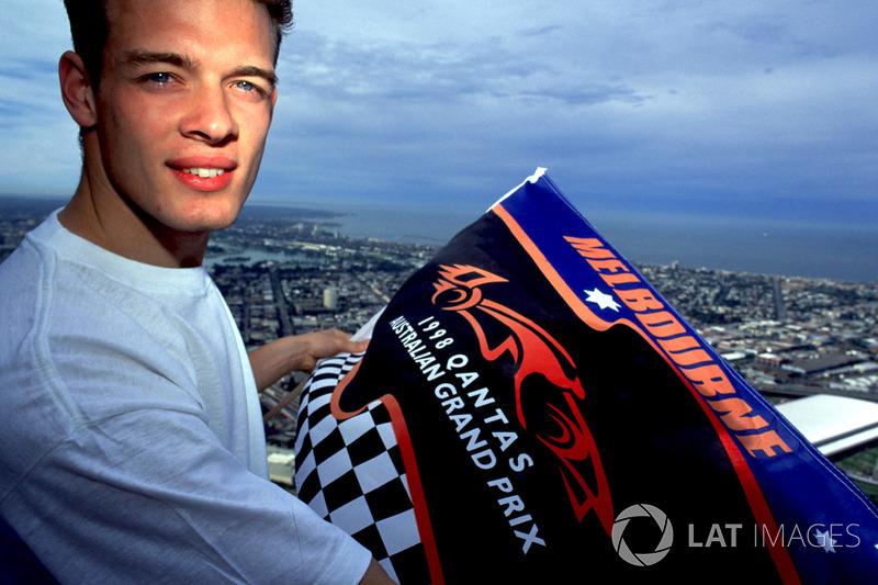 Александр Вурц готовился начать в Benetton свой первый полноценный сезон в Ф1. Тогда австриец считался одним из самых многообещающих пилотов своего поколения