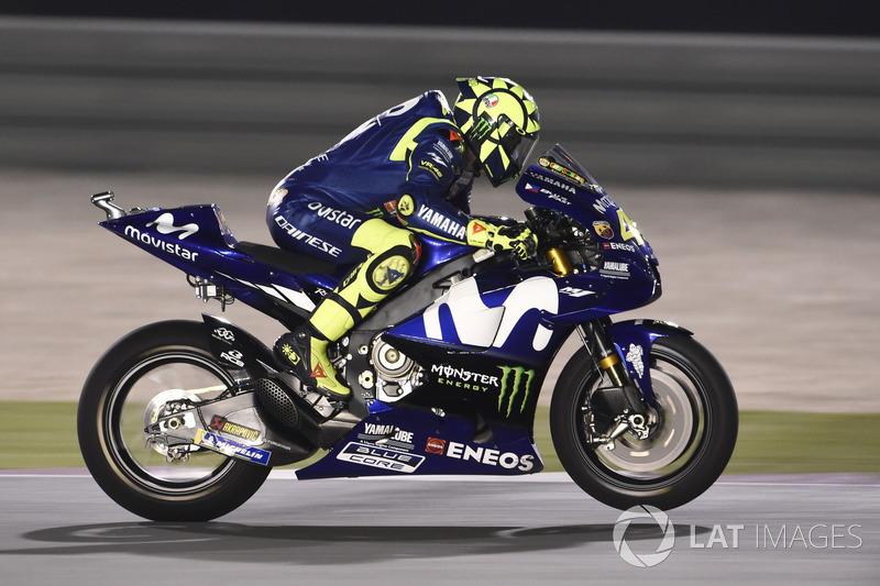 3. Валентино Россі, Yamaha Factory Racing - 16 очок