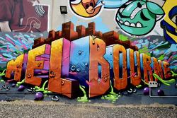 Des grafitti