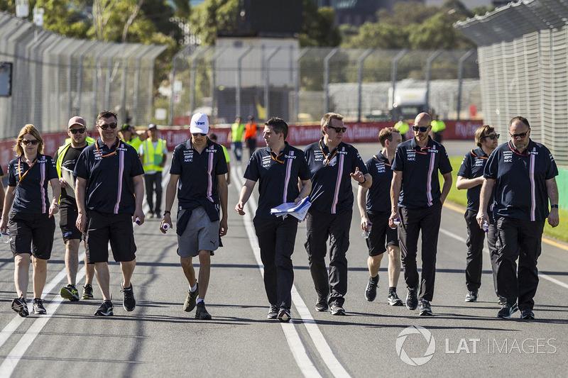 Эстебан Окон, Force India F1