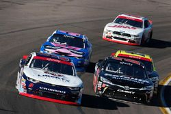 William Byron, JR Motorsports Chevrolet, Christopher Bell, Joe Gibbs Racing Toyota
