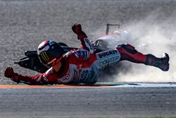 Crash, Jorge Lorenzo, Ducati Team