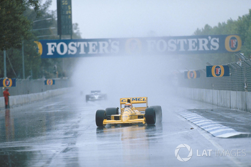 Nelson Piquet, Lotus 101