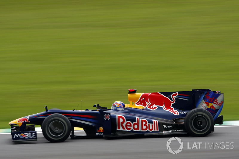 2009 : Mark Webber, Red Bull-Renault RB5