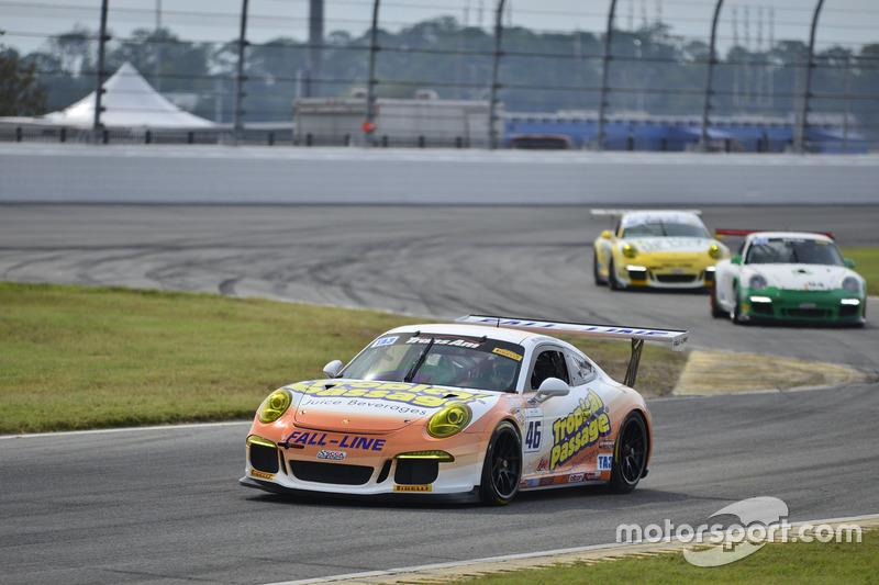 #46 TA3 Porsche 991 GT3 Cup: Mark Boden of Fall Line Motorsports