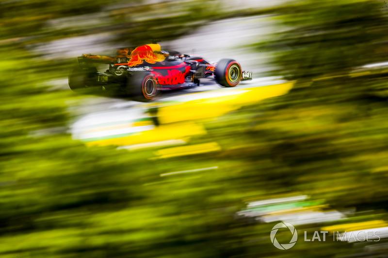 15: Daniel Ricciardo, Red Bull Racing RB13 (penalti 10 grid)