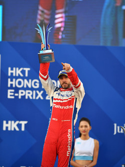 Podyum: 3. Nick Heidfeld, Mahindra Racing