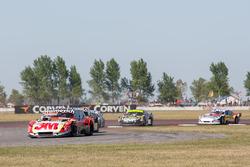 Mariano Werner, Werner Competicion Ford, Leandro Mulet, RTM Competicion Dodge, Gabriel Ponce de Leon, Ponce de Leon Competicion Ford