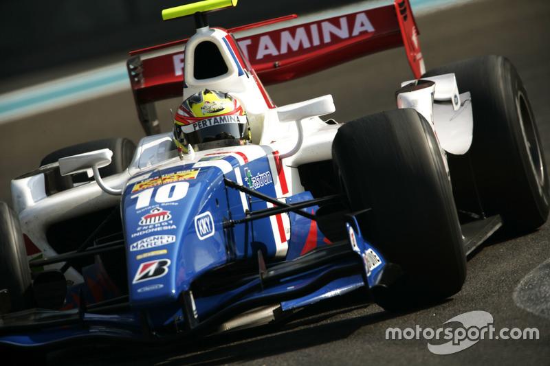 2010: Dallara GP2/08 Mecachrome, GP2