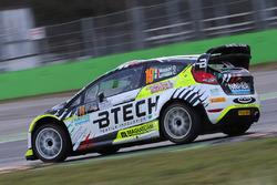 Дарио Мессори и Кристьян Лавацца, Ford Fiesta WRC