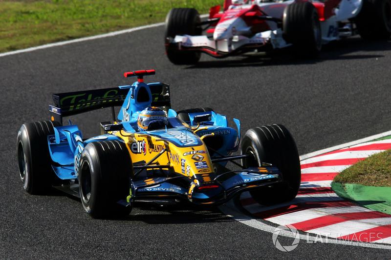 2006 Fernando Alonso, Renault
