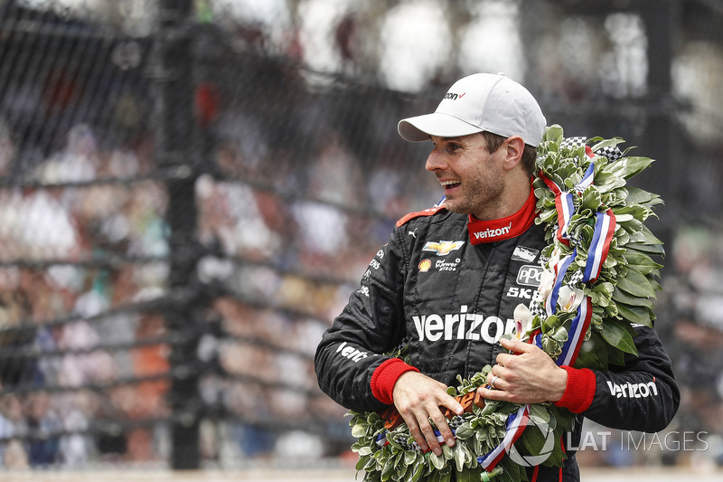 500 Millas de Indianápolis: Will Power, Team Penske Chevrolet