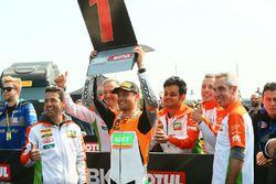Jules Cluzel, NRT, en pole position