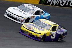 Ty Dillon, Richard Childress Racing, Chevrolet Camaro Nexium 24HR Tyler Reddick, JR Motorsports, Chevrolet Camaro Pinnacle Financial Partners