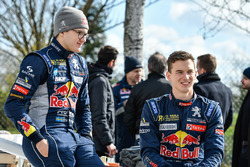 Timmy Hansen, Kevin Hansen, Peugeot