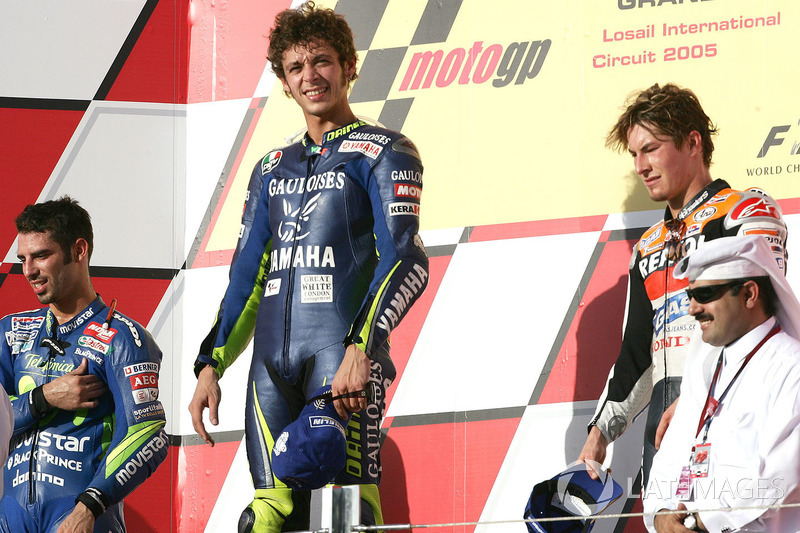 52. Gran Premio de Qatar 2005
