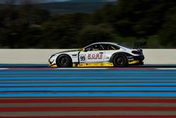 #99 Rowe Racing, BMW M6 GT3: Ricky Collard, Jens Klingmann