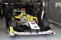 新カラーリングになったB-Max Racingの50号車