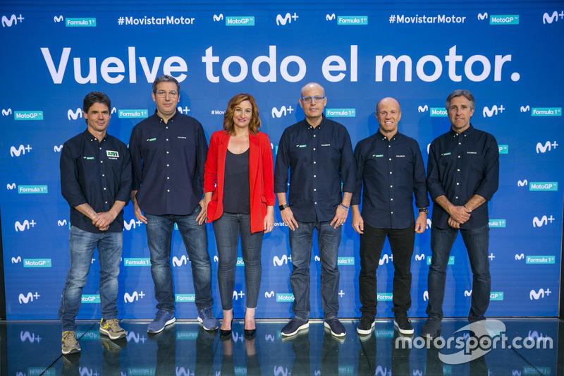 Equipo de MotoGP de Movistar