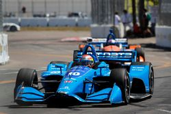 Ed Jones, Chip Ganassi Racing Honda, Scott Dixon, Chip Ganassi Racing Honda