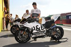 Une moto Aspar Racing