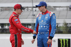 Kyle Busch, Joe Gibbs Racing, Toyota Camry Comcast Salute to Service Juniper Christopher Bell, Joe Gibbs Racing, Toyota Camry Ruud-Meier Supply