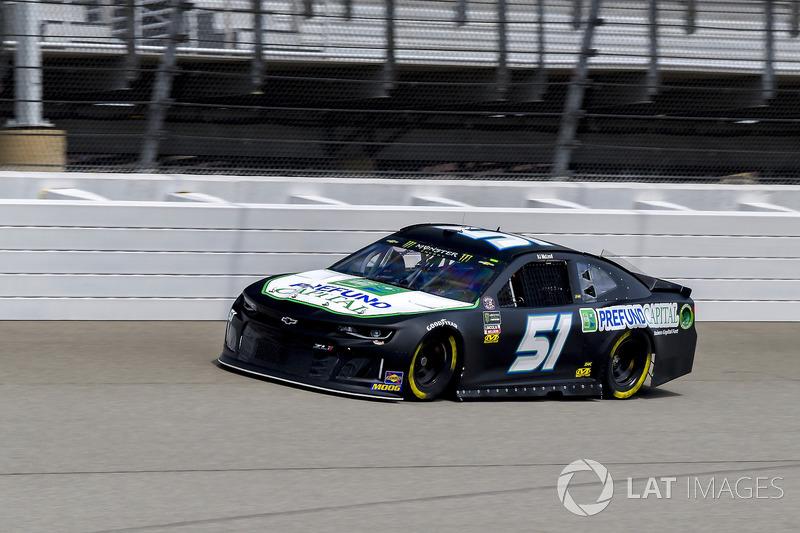 35. B.J. McLeod, Rick Ware Racing, Chevrolet Camaro Prefund Capital