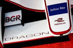 La voiture de Jose Maria Lopez, Dragon Racing