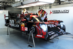 #1 Rebellion Racing Rebellion R13