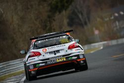#308 Peugeot 308 Racing Cup TCR: Jürgen Nett, Joachim Nett, Bradley Philpot