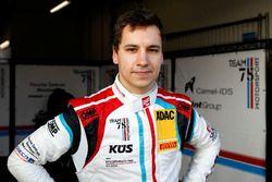 #18 KÜS Team75 Bernhard Porsche 911 GT3 R: Klaus Bachler