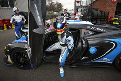#10 Equipe Verschuur McLaren 570S GT4: Finlay Hutchison