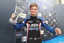 Second place Aide Moffat, Laser Tools Racing Alfa Romeo