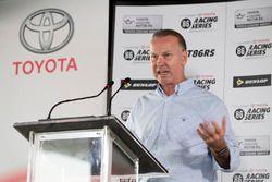 Mark Larkham, Toyota
